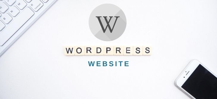 WordPress Website- Main