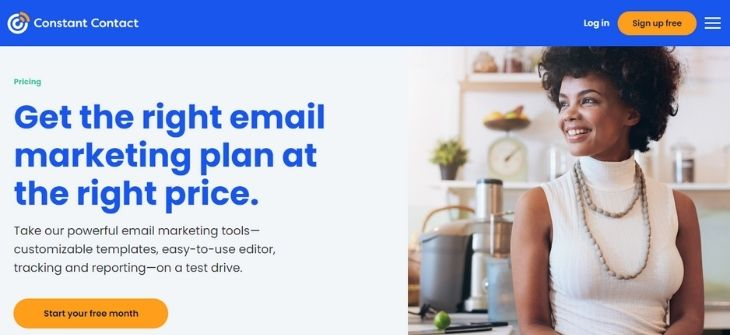 Constant Contact - Email List