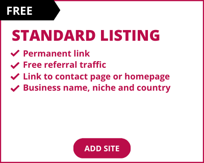 Standard Listing - Directory Submission Sites
