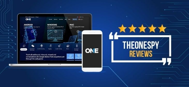 Cell Phone Monitoring Application -TheoneSpy- Cover
