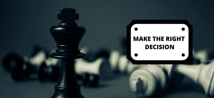 make the right decision - to scale your company profitably